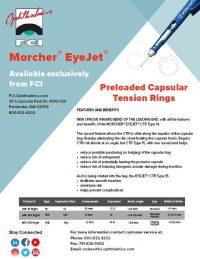 Vignette MORCHER® EyeJet® Type 15 CTR