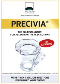 Vignette Precivia® – Precision Intravitreal Injection Assistant Device